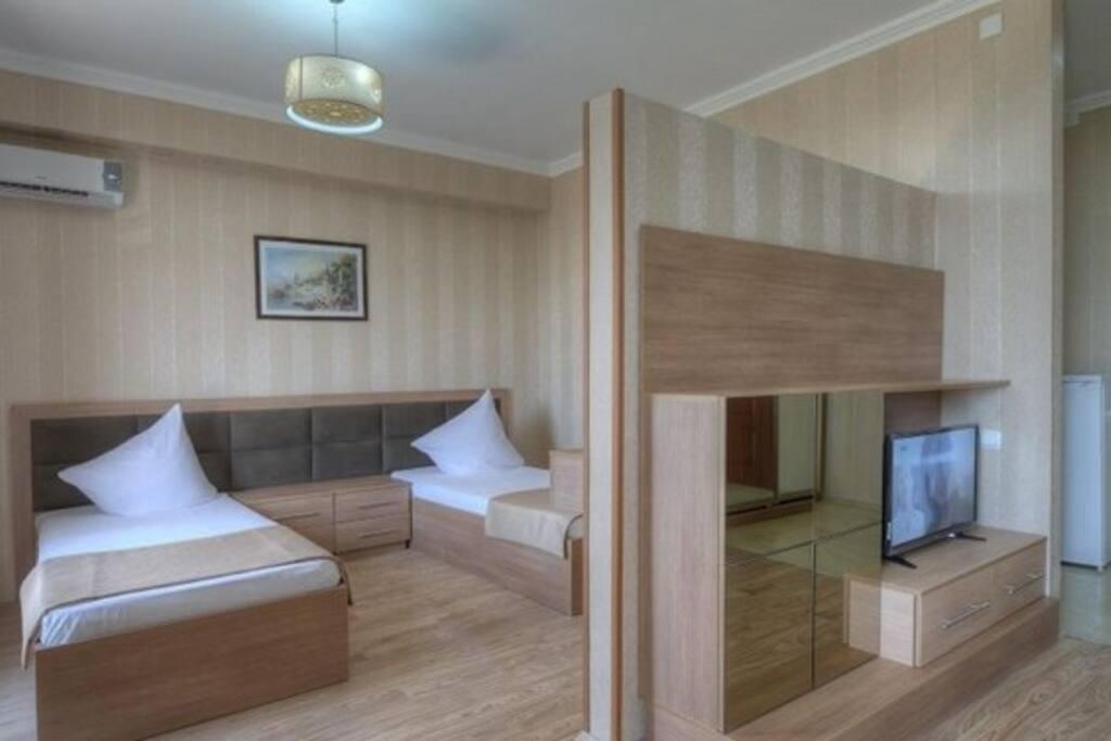 Duble room