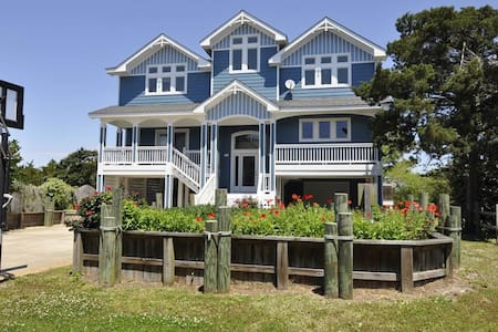 UT01: Solitude on Ocracoke - Dům
