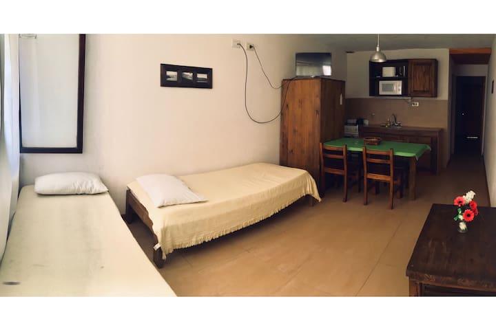 DerMar Villa Gesell - Depto 2 ambientes (Nº 2)