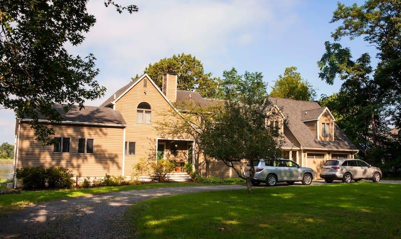 Guest House - Front Entrance...