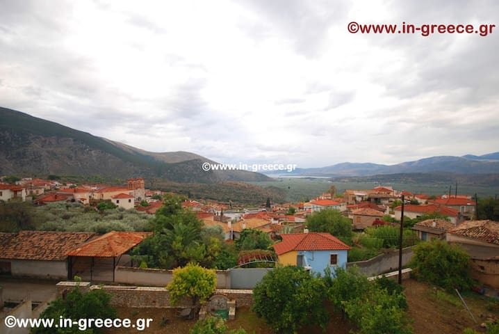 Lovely double room with amazing views (2) - Chrisso - Pousada