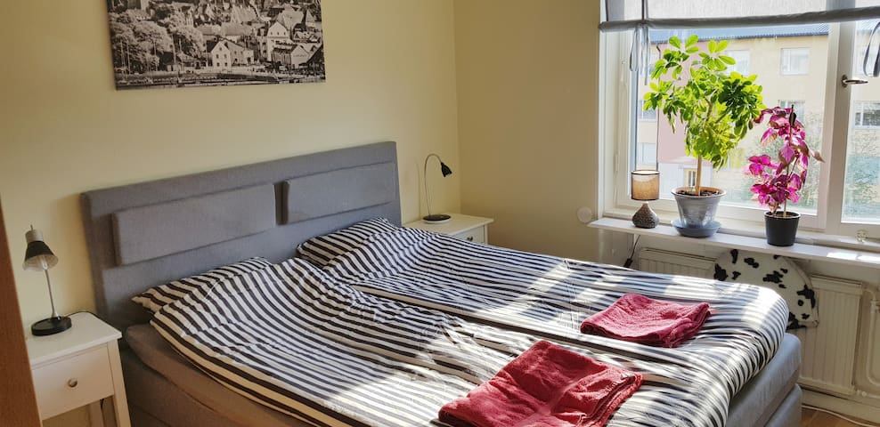 Apartment room in southern visby