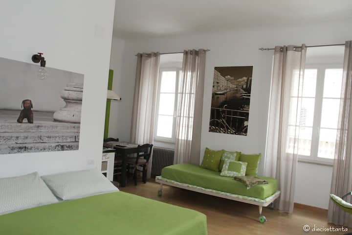 GRIOT LIME - mini appartamenti in centro città