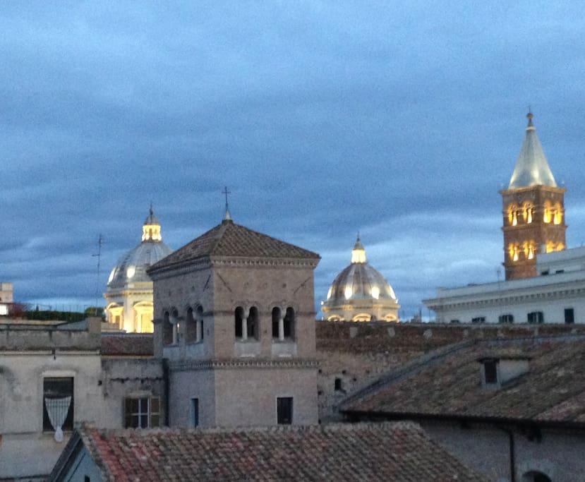 Ciao Bella Roma! Centre of Rome
