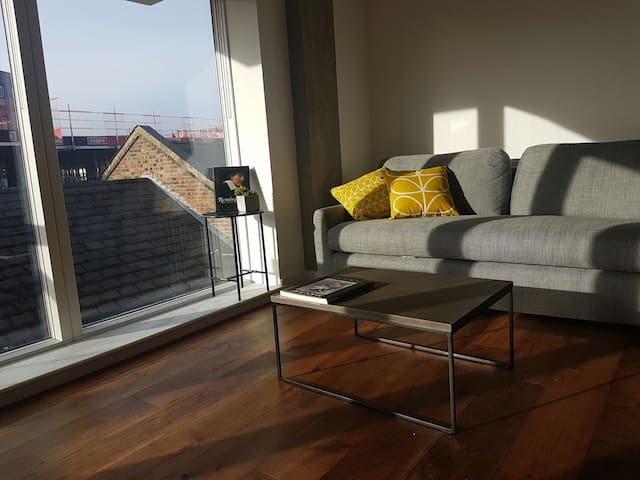 Modern and Cosy East London flat - London - Apartment