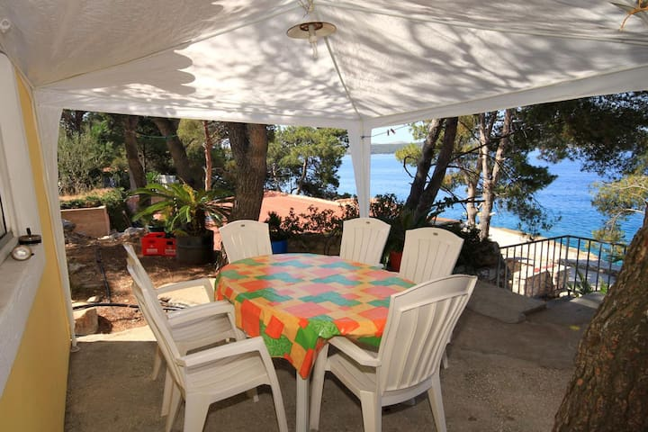 Two bedroom apartment near beach Lavdara (Dugi otok) (A-433-b)