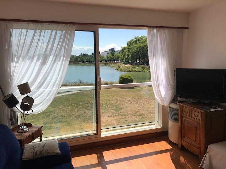 La Rochelle, Appartement de 35 m² idéalement situé