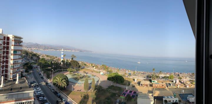 Loft frente al mar en Torre del Mar