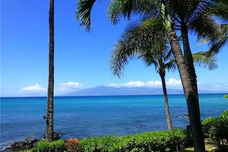 Ocean Front - Mahina Surf 101 (One Bedroom One Bath Oceanfront) - Pis