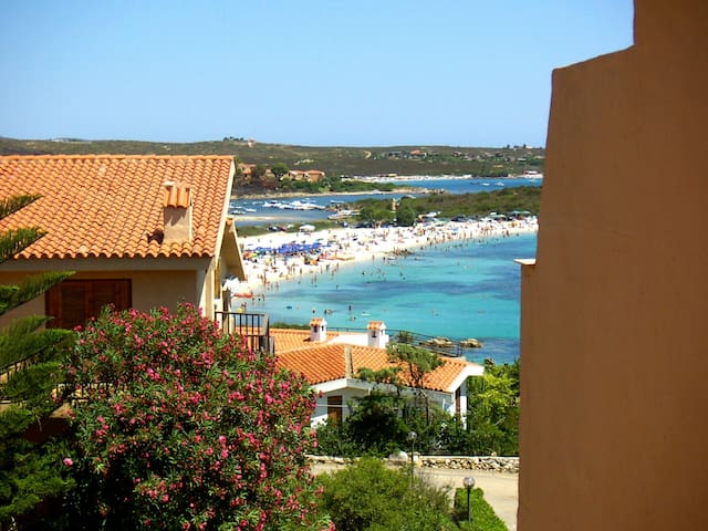 BALCONY seaview in COSTA SMERALDA - Pittulongu - Apartment