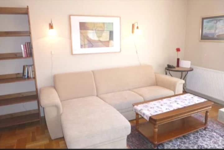 Oktogon Penthouse Gem - Private Room