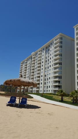 Apartment in Algarrobo