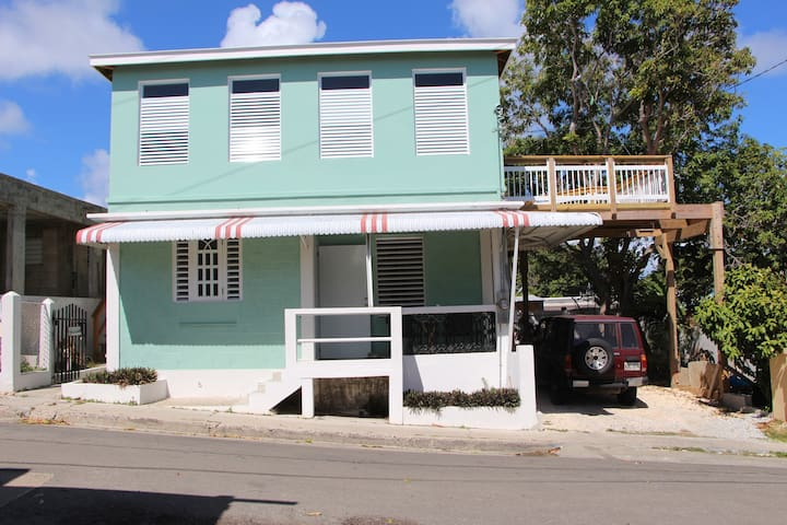 Newly Renovated Quiet House In Town - Culebra - Haus