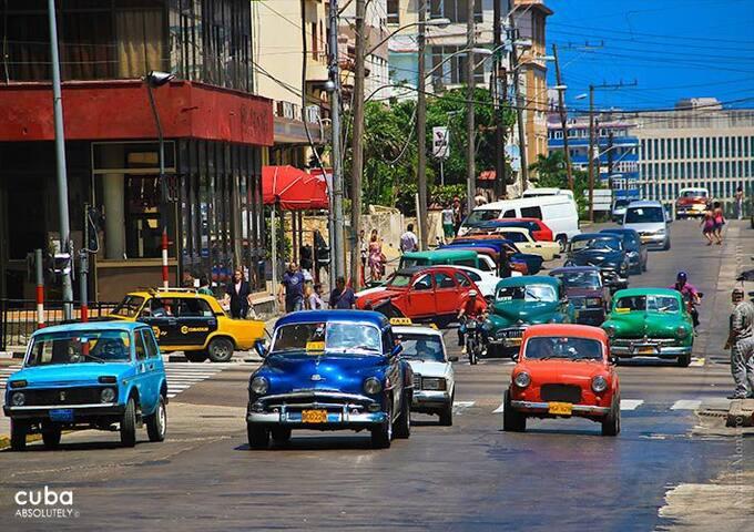 Calle M-Havana