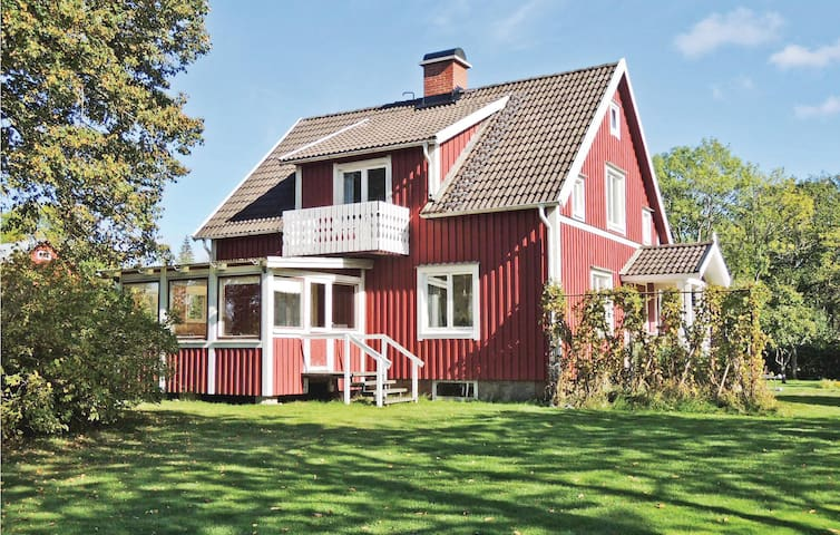 Holiday cottage with 3 bedrooms on 120m² in Rydaholm