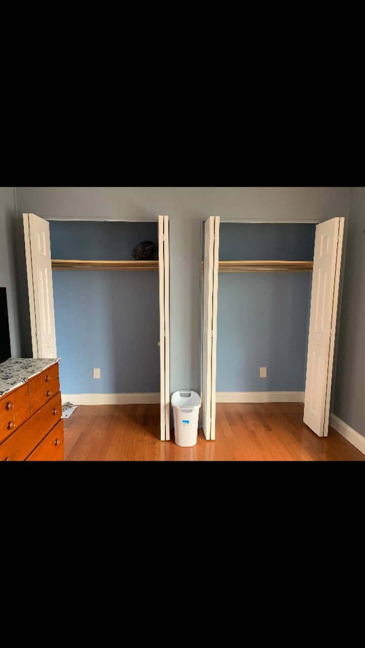 Large room Private Full Bathroom