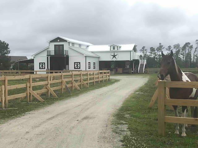 The Taylor Barn