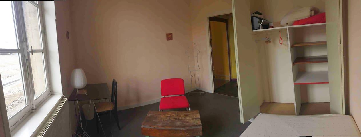 chambre chez l'habitant 2