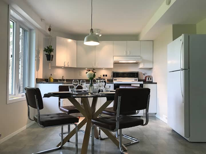 Un bel appartement à St-Georges