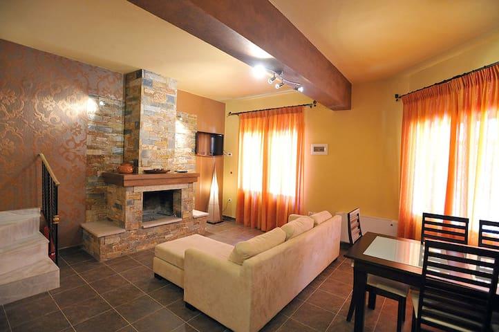 Symmetron Suites Kalamos Pelion - Magnesia Prefecture - Apartament