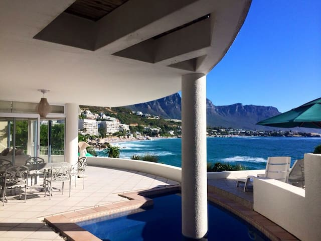 Clifton views, Villa Cap d'Afrique - Kaapstad - Appartement