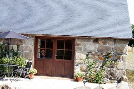 Goas Teriot Cottage - Locarn - Dom