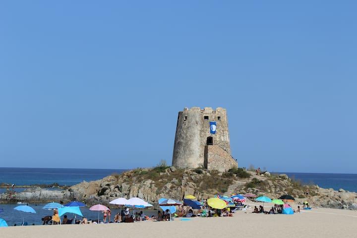 Spiaggia di Barisardo - Torre di Barì
