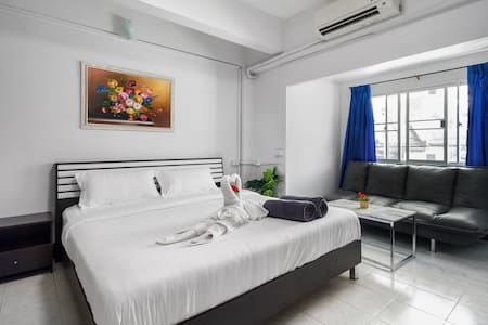 Private cozy room in Patong close to the beach