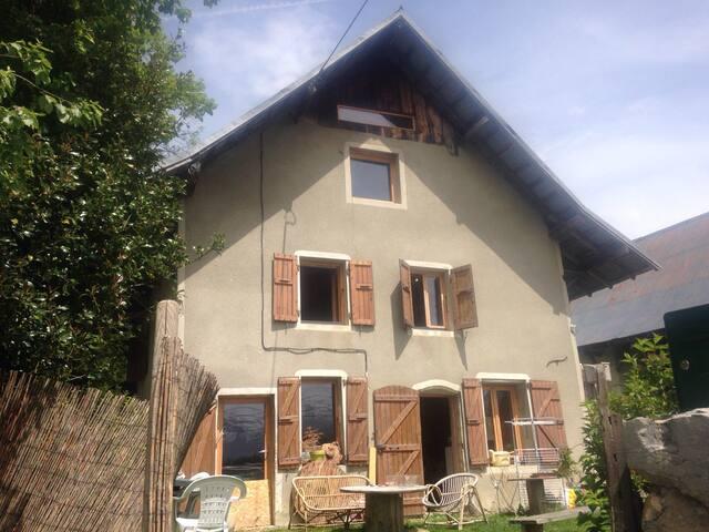 Maison au col de marcieu
