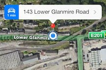 Find us on google maps next to my daughters vegan restaurant at 143 V the vegan cafe and restaurant