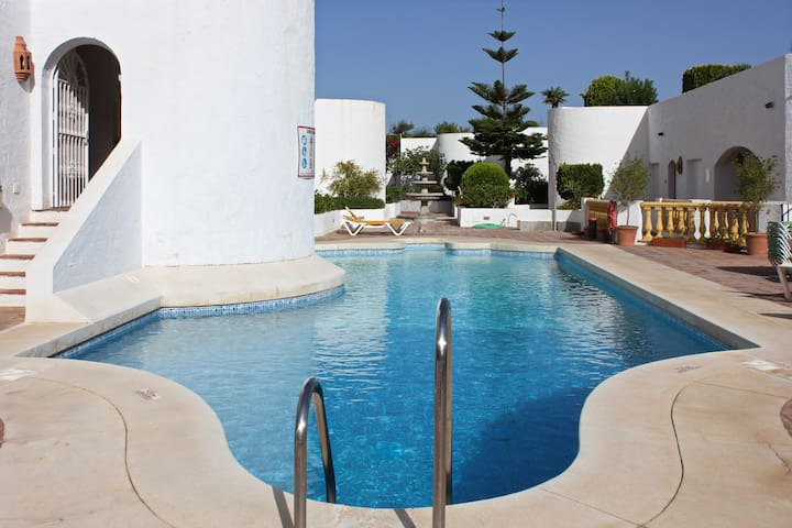 Beautiful appartment in Mijas Golf, Malaga - Mijas - Lägenhet
