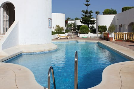 Beautiful appartment in Mijas Golf, Malaga - Mijas - Appartement