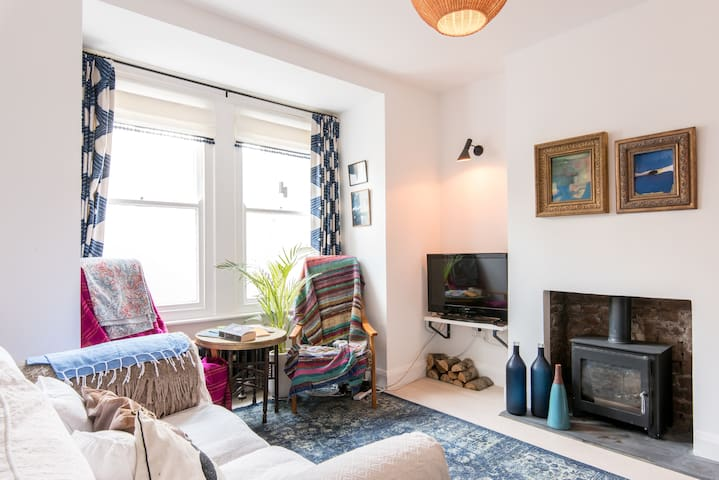 Cosy Seaside Garden Flat - The City of Brighton and Hove - Appartement