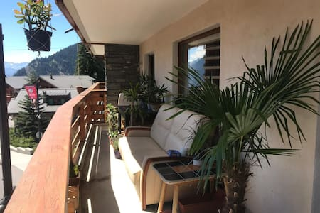 Central 1 bedroom apartment with balcony
