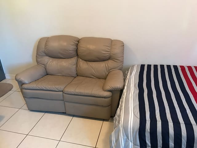 Apto 1 bed and 1 sofa bed - Miami - Apartment