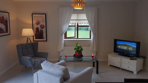 Countryside stay in a beautiful 1 bedroom self catering apartment.