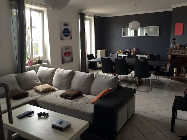 """F3 85m2 Les Jobach """"Bis"""" - Sélestat - Apartmen"""