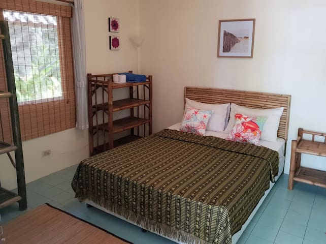 Coco Garden Resort, Bungalow A/C - Double Bed*