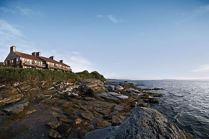Wyndham Resorts @ Newport Overlook JAMESTOWN, RI