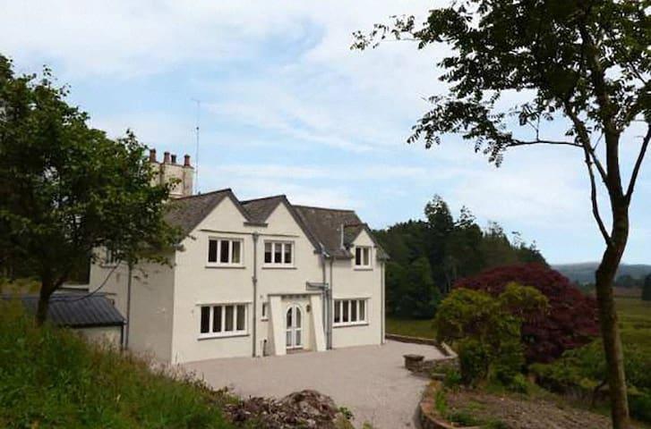 Hazelseat House 1, Graythwaite Estate