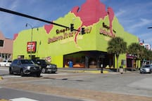 Ripley's Believe it or Not is near the arcade area on the ocean. Play skee ball, pinball, visit the souvenir shops, hot dog and ice cream shops, etc.