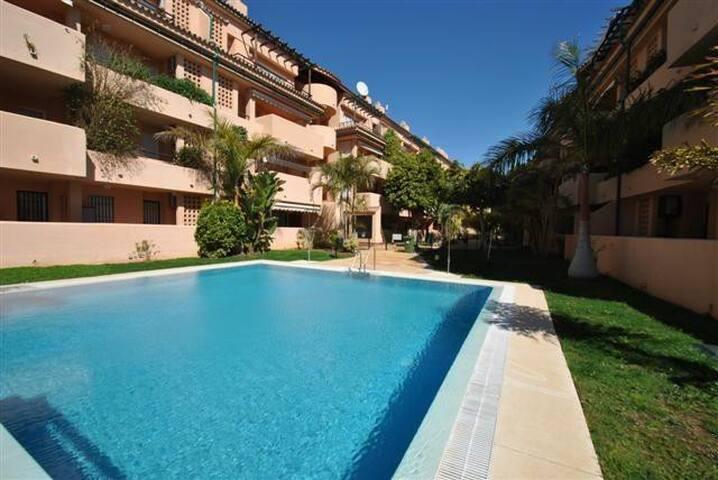 Marbella Primera Linea Playa Apartamento 2hab