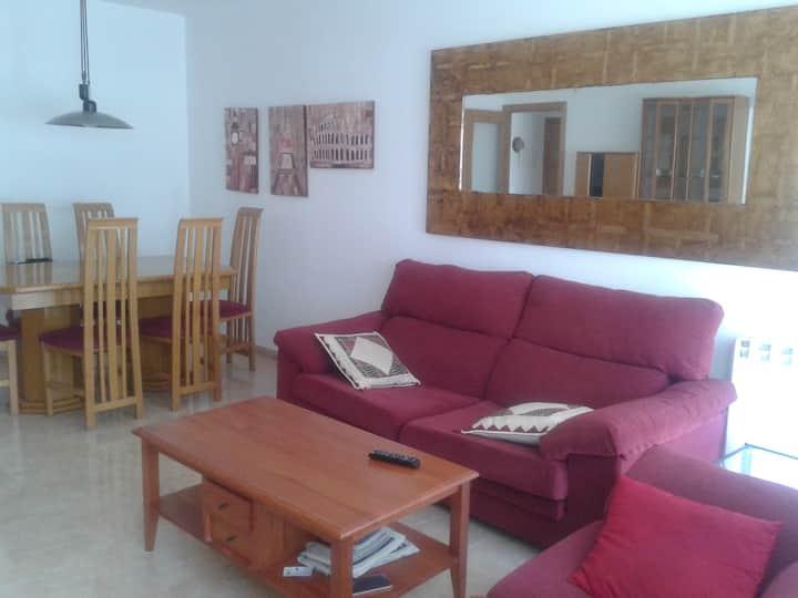 Appartement cosy à 5 minutes de la plage
