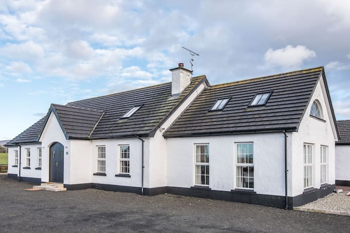 Luxury in North Antrim - Armoy - Hus