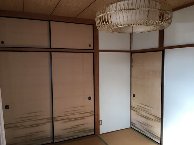 Freshly Renovated Tatami Room in Kyoto! - Kameoka