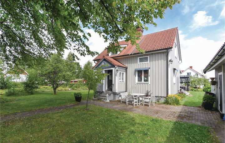 Amazing home in Rottneros with Sauna, WiFi and 2 Bedrooms