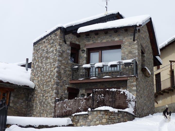 Casa Llop - L'Orri del Pallars