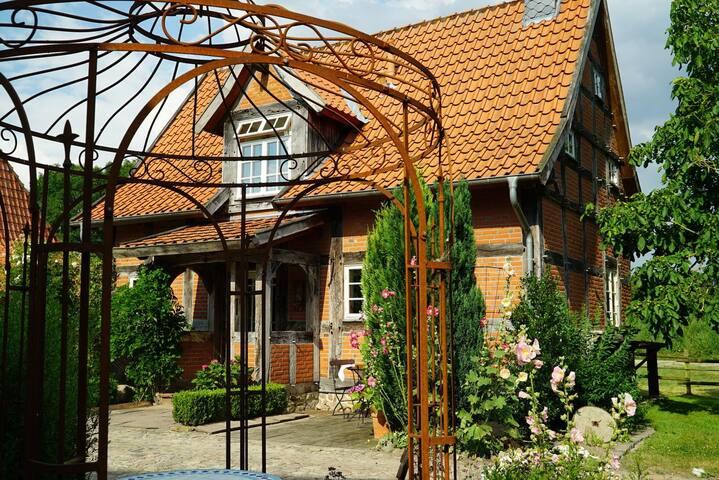 **** Ferienhaus im Bauerngarten Hoyerhagen