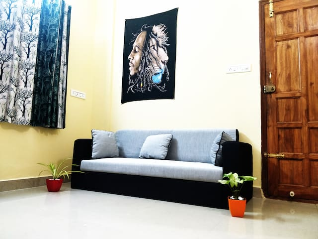 Beautiful Entire 1 BHK house ( VISHNU HOMES )