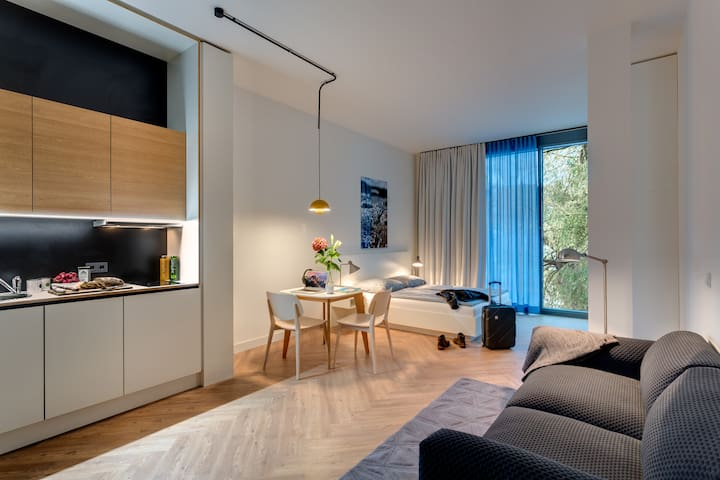 Serviced Apartment - Studio XL in City-West